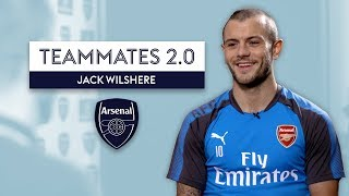 """Per Mertesacker keeps fining Alex Iwobi!"" | Jack Wilshere | Teammates 2.0"
