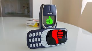 AVOID the new Nokia 3310 (2018) Review