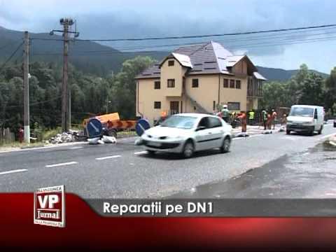 Reparații pe DN1