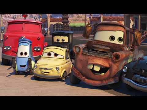 Disney Pixar CARS 3 DVD Blu Ray 4K Trailer