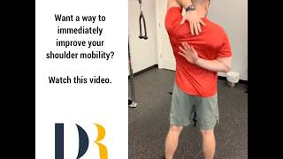 Throwing Shoulder Mobility