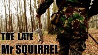 Fieldsports Britain – Wicked Mr Squirrel + kids go shooting + pigeons