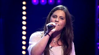 Serena – 'Best Fake Smile' | Blind Audition | The Voice Kids | VTM