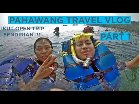 Pawahang Travel Vlog - Part 1 | Bikin Pengen Kesana Lagi !!!
