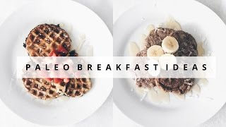 Curing Alopecia + Diet | 3 Paleo/AIP Breakfast Recipes