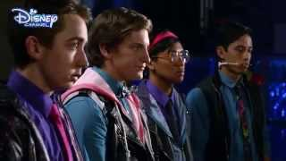 Zapped   Too Much Music Video   Official Disney Channel UK