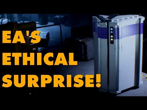 Shut Up, EA, You Do NOT Get To Rebrand Loot Boxes As 'Surprise Mechanics'