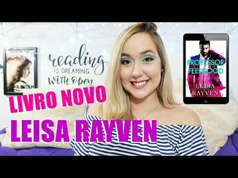 RESENHA Professor Feelgood da Leisa Rayven ?? | Nohane Carvalho