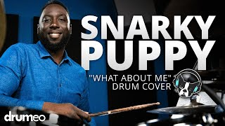 """""""What About Me?"""" (Larnell Lewis Drum Performance)"""