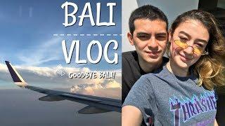 GOODBYE BALI! - Day 6 | #BaliVlogs