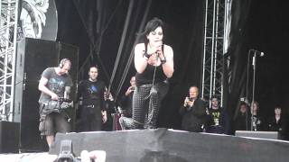 Joan Jett * I Wanna Be Your Dog * Sweden Rock 2011