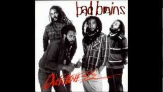 """Bad Brains, """"Quickness"""" Album"""