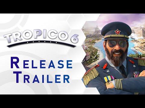 Trailer de Tropico 6 El Prez Edition