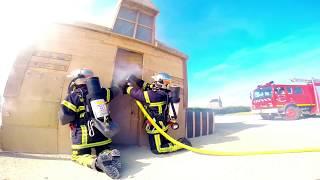 preview picture of video 'Le Centre de Secours de Segré vous ouvre ces portes dimanche!'