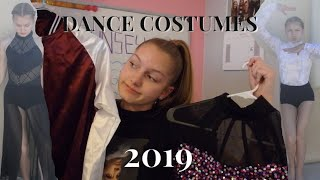 MY DANCE COSTUMES 2019