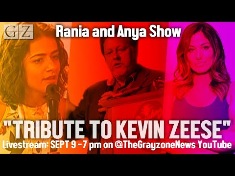 Rania & Anya Show: Remembering activist Kevin Zeese