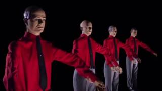 Kraftwerk - The Robots (3-D) - Video Edit
