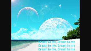 Dario G - Dream To Me Lyrics