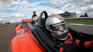 Behind the Scenes of the Indy GP with Honda and Mario Andretti | MotorTrend by Motor Trend