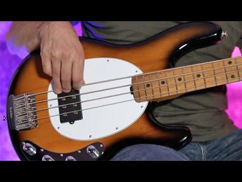 Review Demo – Music Man 2018 StingRay Bass