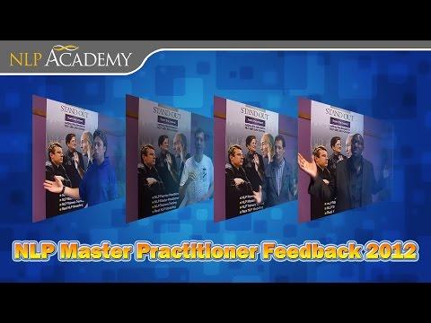 NLP Master Practitioner Feedback