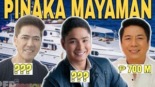 10 Pinaka MAYAMAN na Artista sa Pilipinas 2020   Top 10 Richest Filipino Celebrities