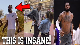 7 Surprising NBA Player Body Transformations During The Suspended Season in 2020 (Lockdown)