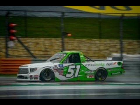 PARKER CHASE VLOG 15 - HOME RACE IN NASCAR TRUCKS AT COTA
