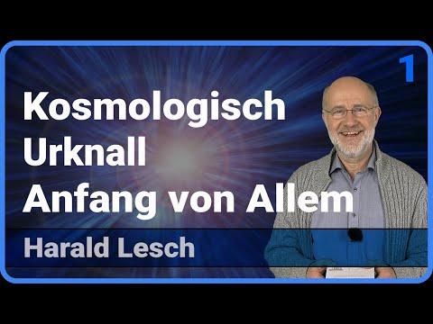 Kosmologisch (1/3) • Urknall - Anfang von allem • Live im Hörsaal | Harald Lesch