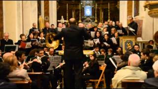 preview picture of video 'Gran Concerto Bandistico Città di GIOVINAZZO: W. A. MOZART - Messa da Requiem KV 626'