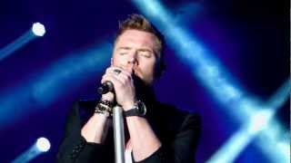 Ronan Keating - Separate Cars - Brisbane 7/3/13 HD
