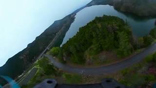 Suzuka Skyline Dam ((Freestyle Drone Cam 360))