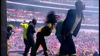 JLS - The Club Is Alive - Capital FM Summertime Ball 2011