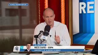 ESPN Broadcaster Rece Davis Says ESPN Will Interview LaVar Ball at Tonight
