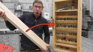 DARAUS hab ich etwas gemacht!!!! | Vom Kantholz zum Möbelstück #1
