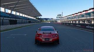 Gran Turismo Sport   Circuit de sainte Croix - C Gameplay