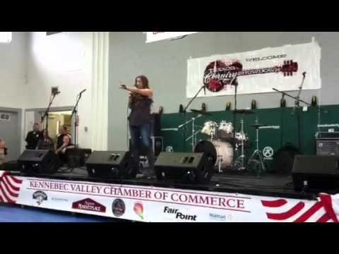 Texaco country showdown Jennie Perkins
