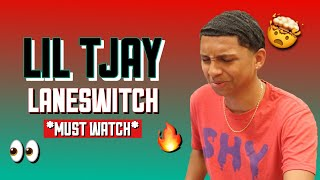 LIL TJAY   LANESWITCH🔥🔥(OFFICIAL REACTIONREVIEW VIDEO!)