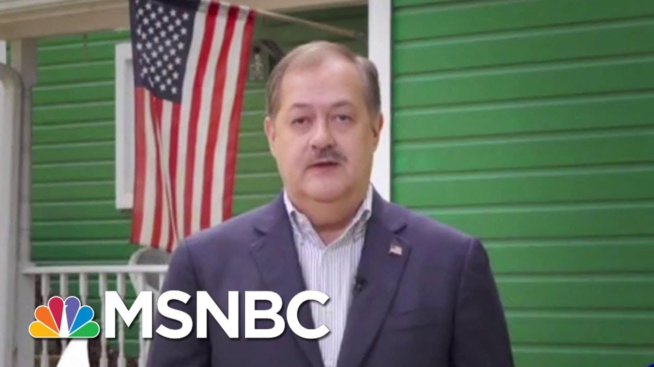What's At Stake For Republicans And President Donald Trump In WV Primary? | MSNBC thumbnail