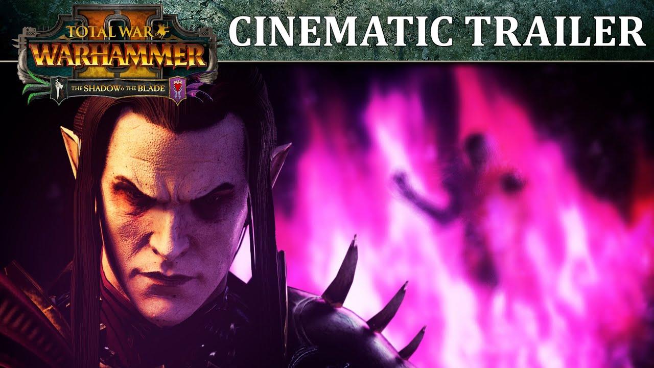 Il nuovo DLC di Total War Warhammer 2 introduce più ratti ed Elfi Oscuri