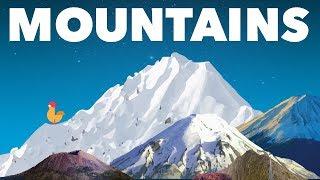 Mountain Size Comparisons