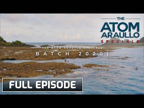 [GMA]  The Atom Araullo Specials: Batch 2020 | Full Episode