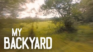 My backyard | FPV Freestyle