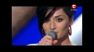 X-фактор 3 - Молдаванка отожгла! (Татьяна Гидион) (6.10.2012)