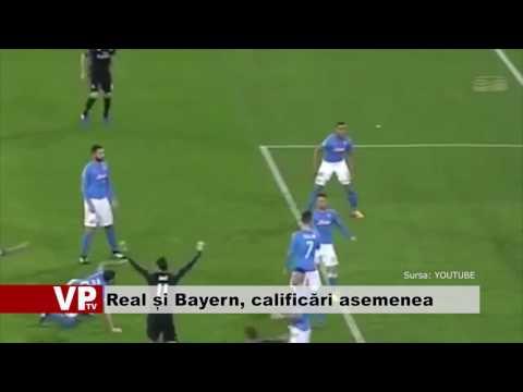 Real și Bayern, calificări asemenea