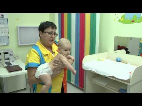 Корректировка осанки у детей