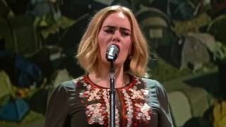 Adele - Hometown Glory (Glastonbury 2016)