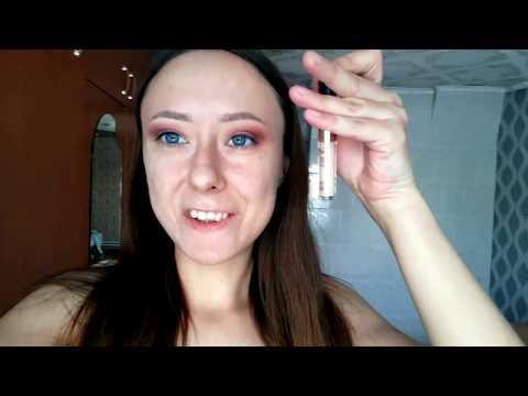 Vlog:Идём на репетицию.Классные тени и кисточки с Алиэкспресс.Накрасилась)