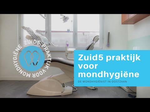 Carrousel video: Een gezond gebit begint bij de mondhygiënist -pijnvrij tandsteen verwijderen en een persoonlijk mondverzorgingsadvies