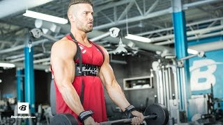 Blow Up Your Biceps & Triceps | Mike Hildebrandt's Superset Arm Workout by Bodybuilding.com